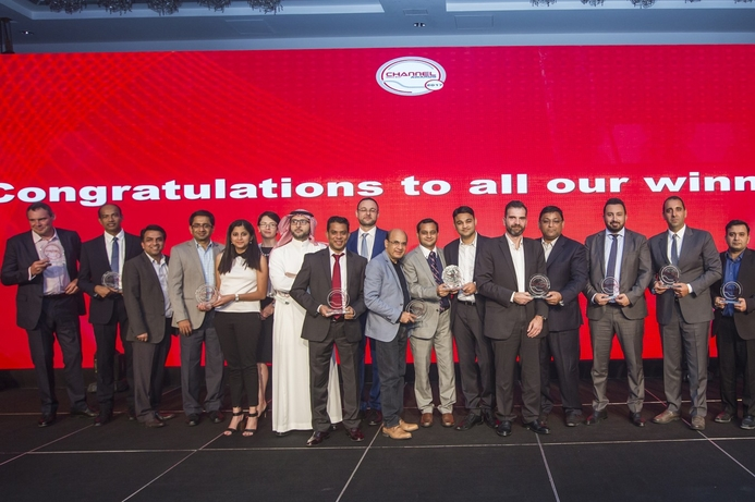 Channel ME Awards 2017 honour partner excellence