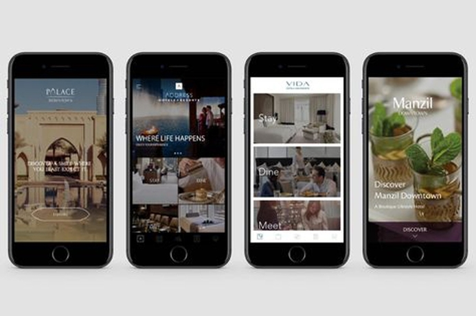 Emaar launches new Apps to enhance Dubai hotel stay experience