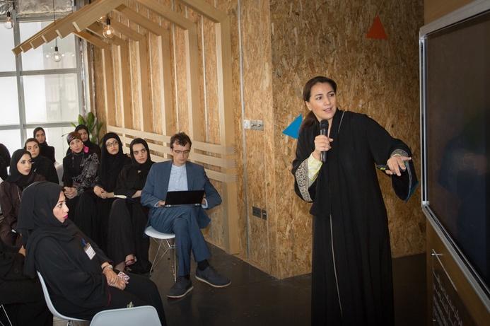MBRCGI hosts Innovator Network session on sustainability