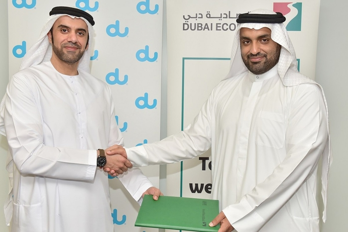 du joins hands with Dubai Economy to improve consumer confidence