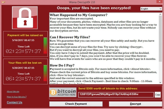 WannaCry ransomware: worst yet to come, experts say