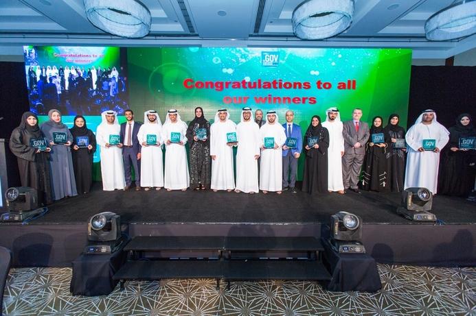 .GOV Awards honour Dubai & Northern Emirates IT achievements