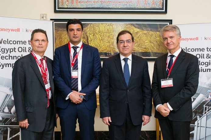 Honeywell: IoT critical for Egypt's oil & gas sector