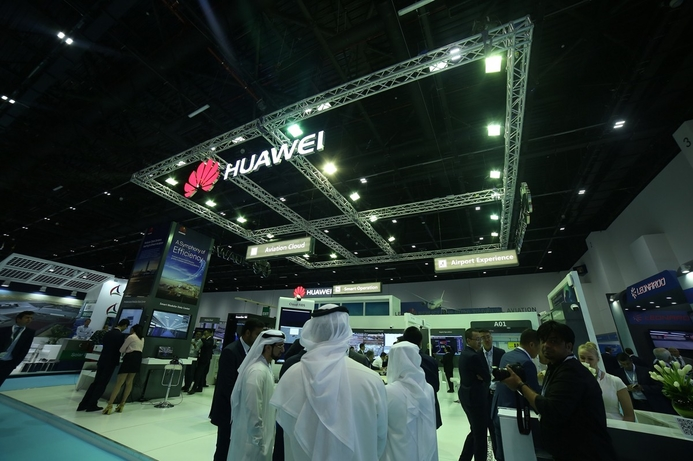 Huawei showcases aviation ICT solutions at Dubai Airport Show