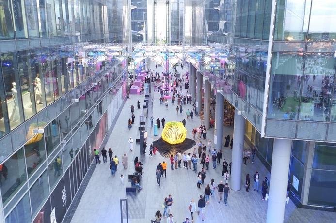 Dubai Design District unveils smart plans