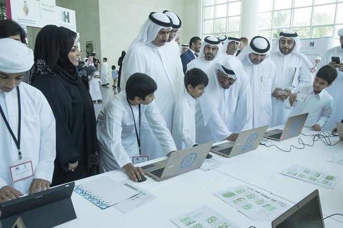 HBMSU marks next stage of Emirati Programmer Initiative