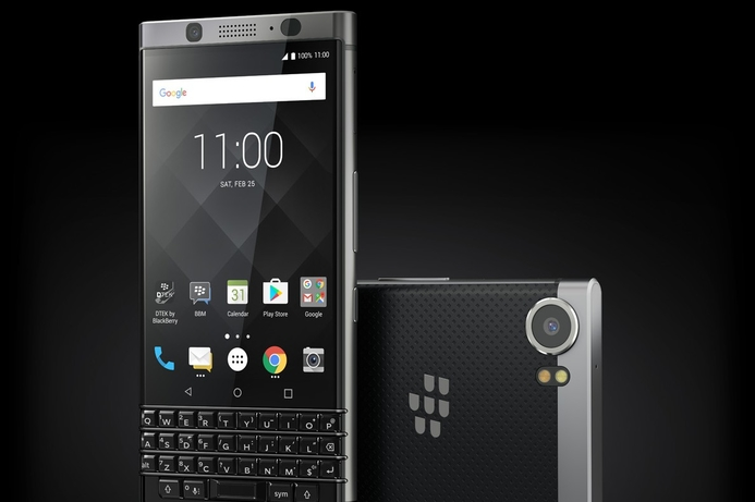 BlackBerry KEYone enters the UAE market at AED1,999