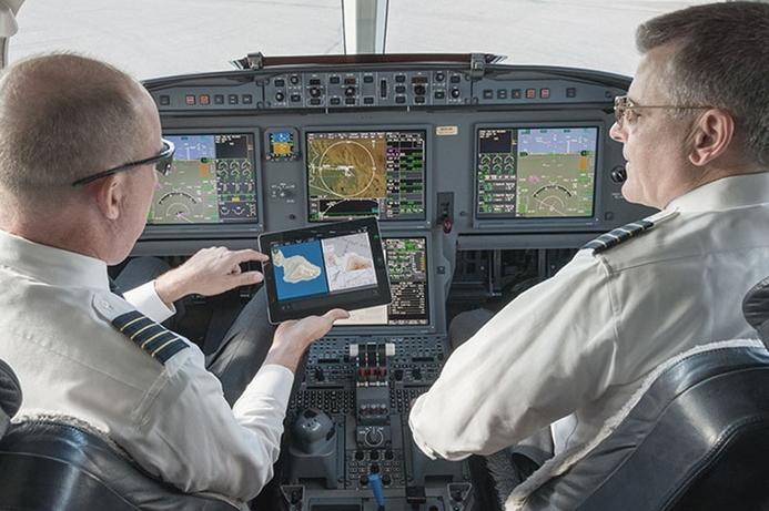Honeywell makes light of cabin connectivity