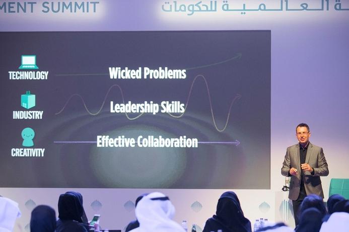 World Government Summit Organisation hosts seminar on practical thinking