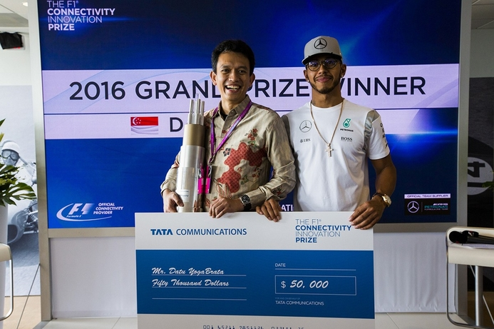 Tata, Mercedes, explore IoT potential in F1 racing