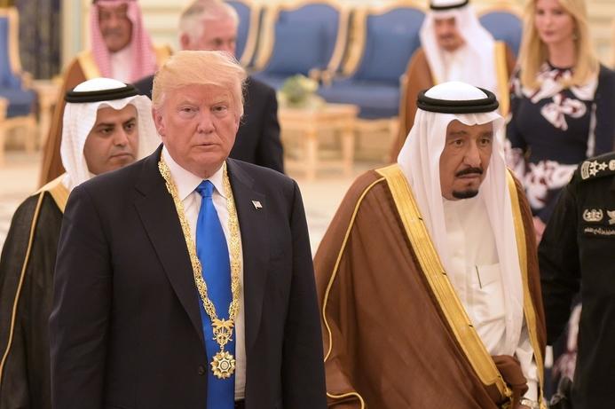 Saudi Arabia king overtakes Trump in retweet influence