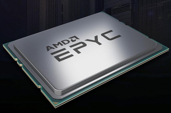 AMD takes aim at Intel in lucrative server-chip market