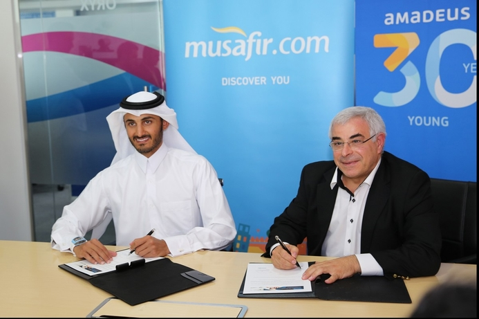 Musafir.com enriches e-commerce experience with Amadeus