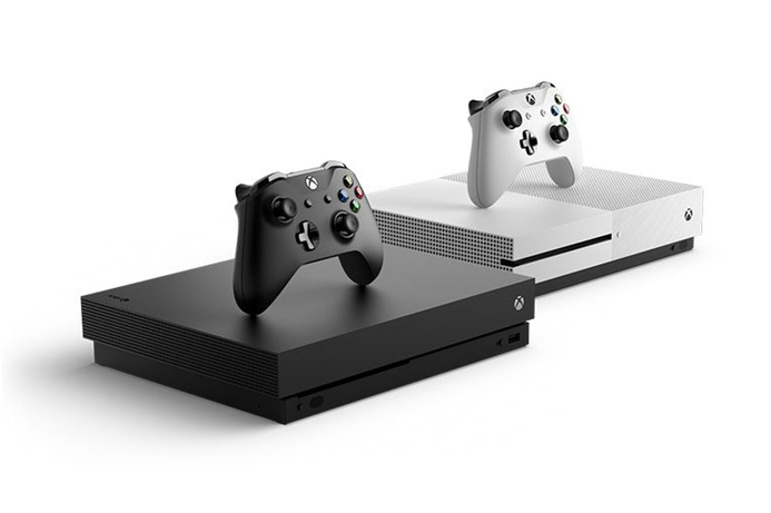 Microsoft targets hardcore gamers with Xbox One X