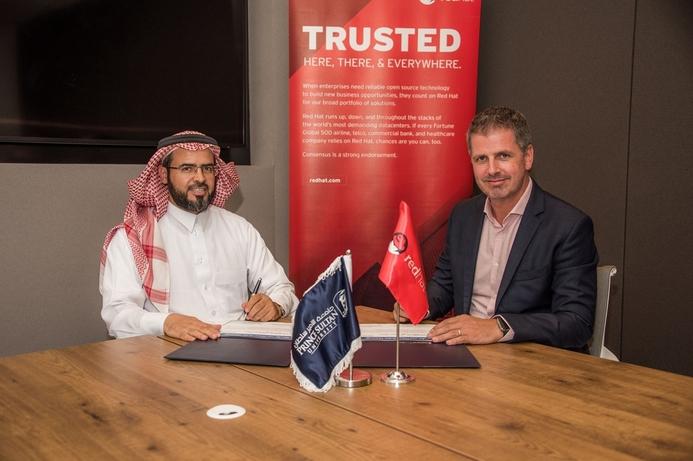 KSA's Prince Sultan University joins Red Hat Academy