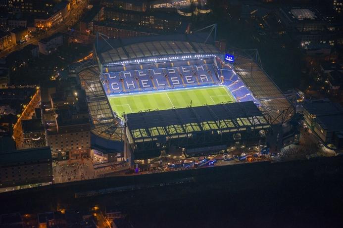 Chelsea Football Club chooses Ericsson as connectivity partner