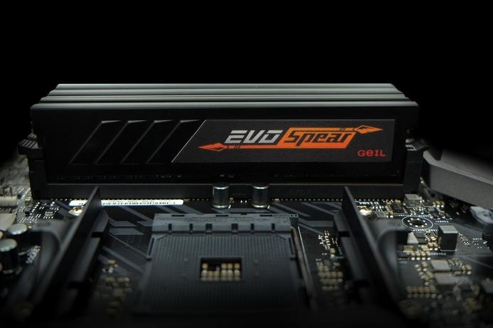 GeIL unveils EVO Spear memory lineup
