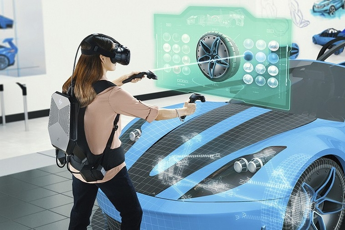 HP Inc launches mobile VR workstation
