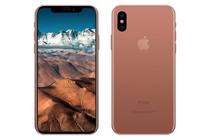 New Apple iPhone 8 colour will be named 'Blush Gold'