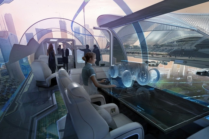 HP brings Mars to life through virtual reality