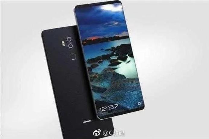 Huawei Mate 10 renders leaked