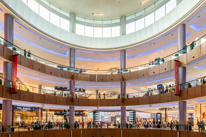 Emaar maps Dubai Mall with GPS-enabled app