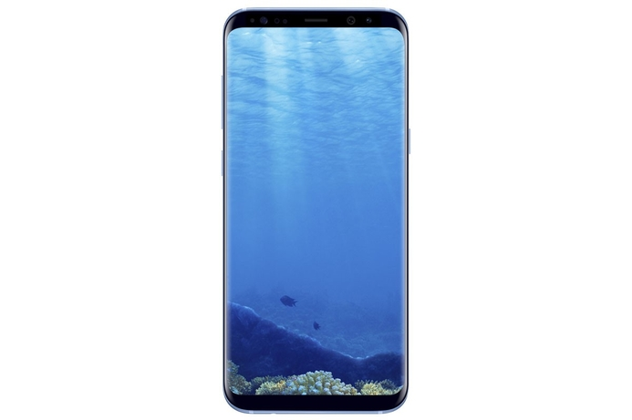 Samsung Galaxy S8 now in Coral Blue in the UAE