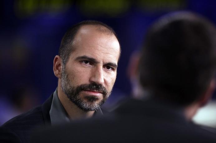 Uber selects Expedia's Dara Khosrowshahi as new CEO