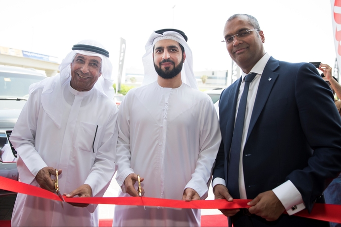 Canon unveils first Innovation Centre in Middle East