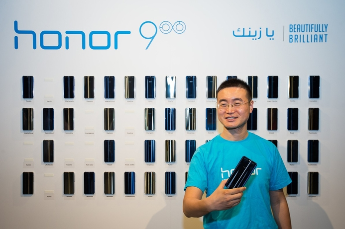Huawei's Honor 9 debuts in Saudi Arabia