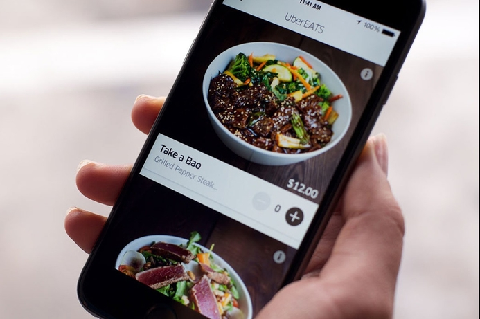 UberEats now available in Abu Dhabi