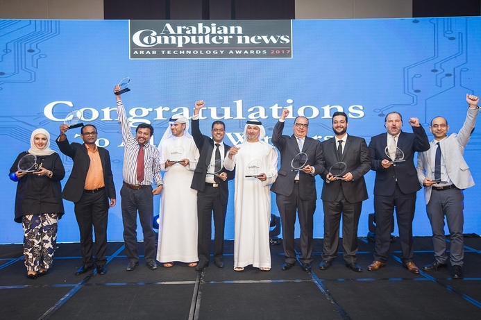 Winners of the ACN Arab Technology Awards 2017 revealed