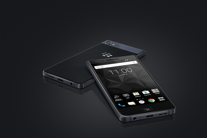 TCL Communications launches BlackBerry Motion