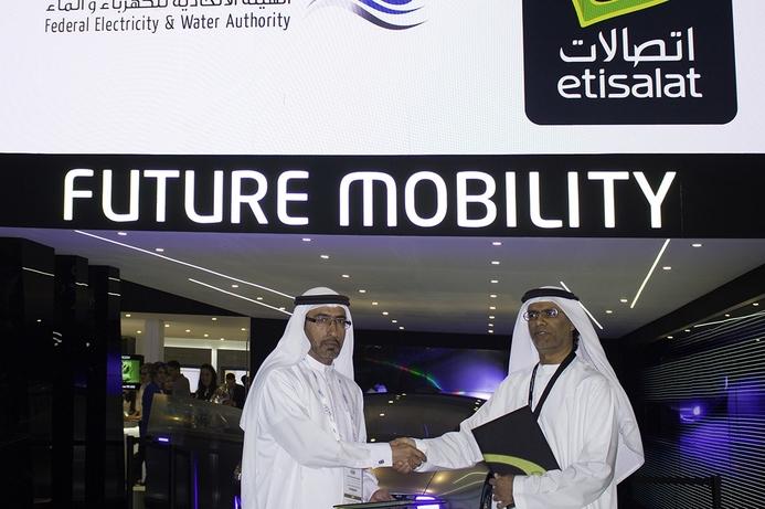 Etisalat signs MoU with FEWA