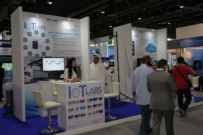 IOT Labs keeps close track of the goods