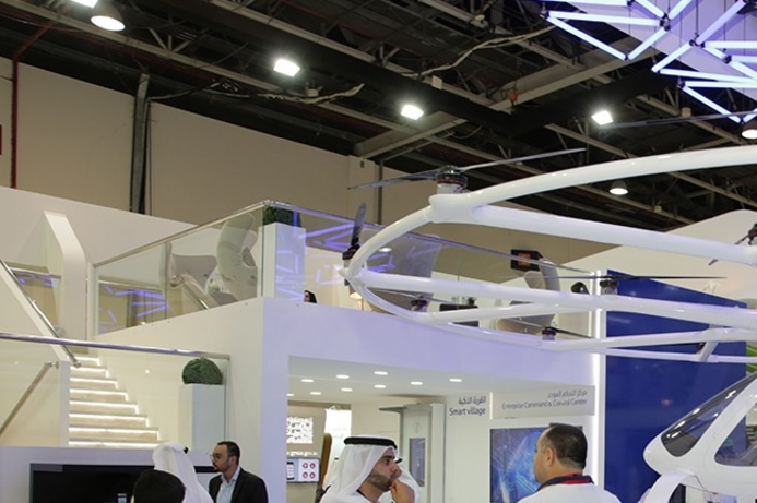RTA shows future of transport