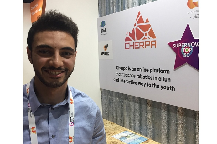 Cherpa startup wins awards and potential customers