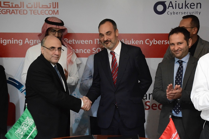 ITC, Aiuken Cybersecurity join forces to develop MSS