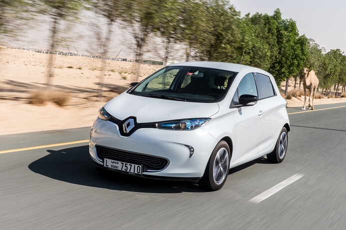 AW Rostamani adds electric vehicles to fleet
