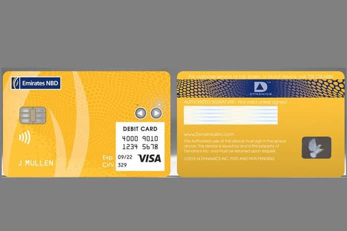 CES: Emirates NBD to roll out new connected card