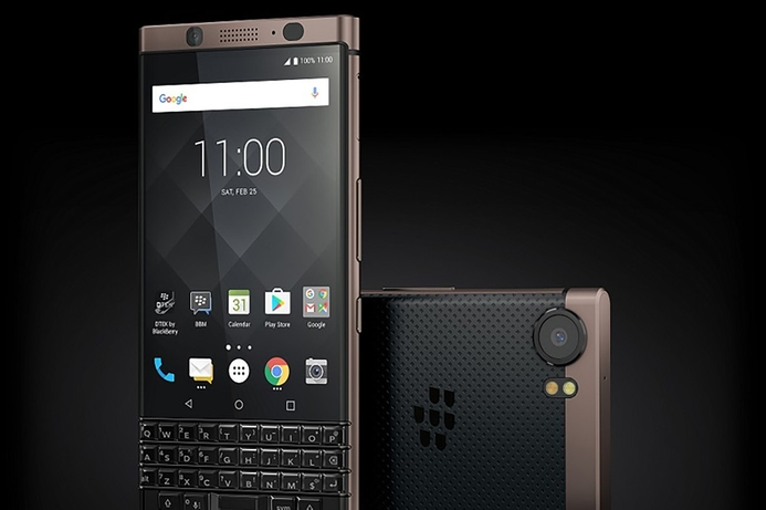 New BlackBerry KEYone edition to launch in MidEast in Q1