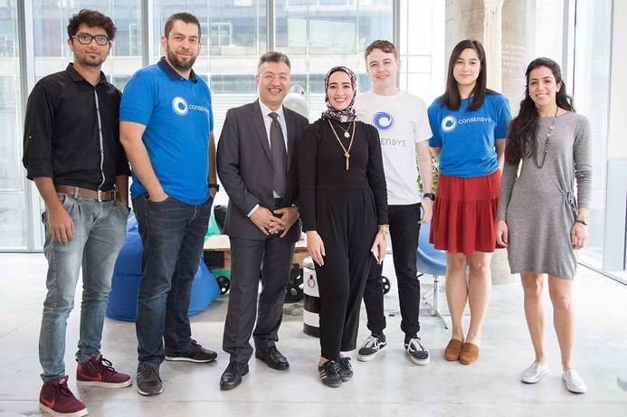 ConsenSys opens international office in Dubai