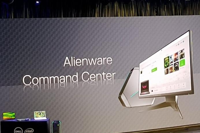 Dell debuts new Alienware software command centre