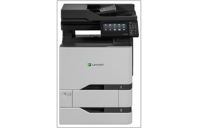 Lexmark unveils RFID laser printer