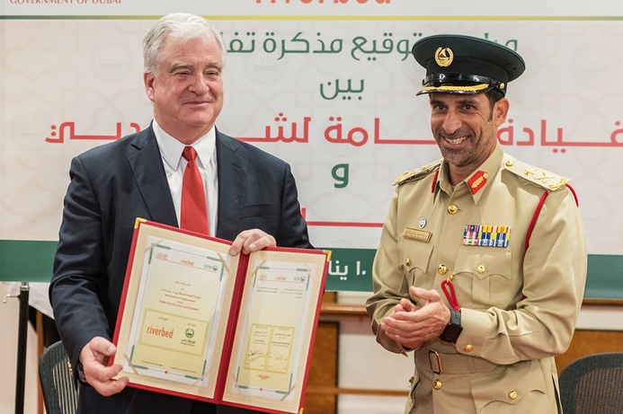 Dubai Police, Riverbed extend partnership to boost innovation in IT services