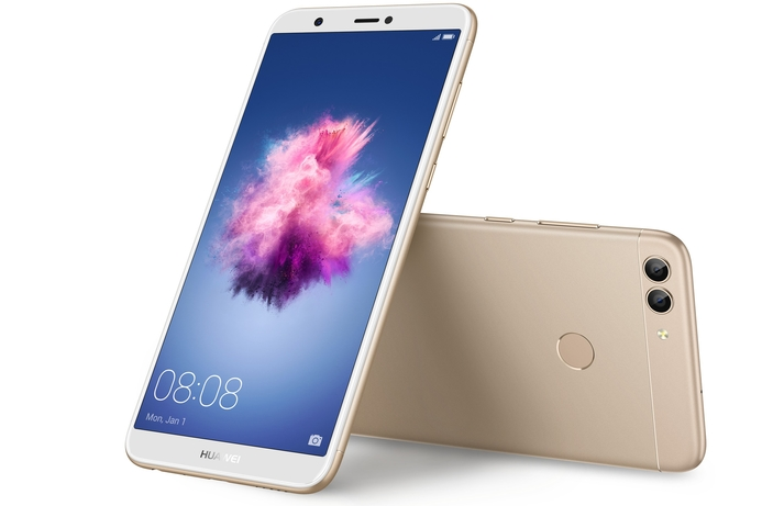 Huawei launches P smart smartphone in UAE