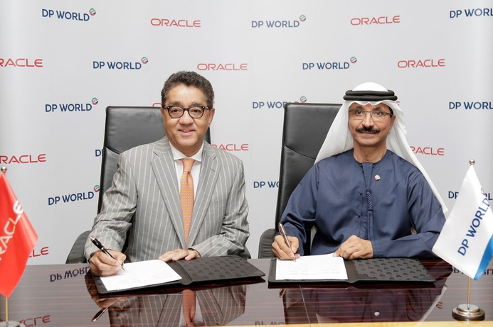 DP World taps Oracle Cloud to realise digital strategy