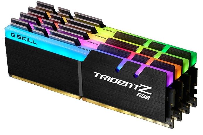 G.Skill pushes new Trident Z RGB memory kit