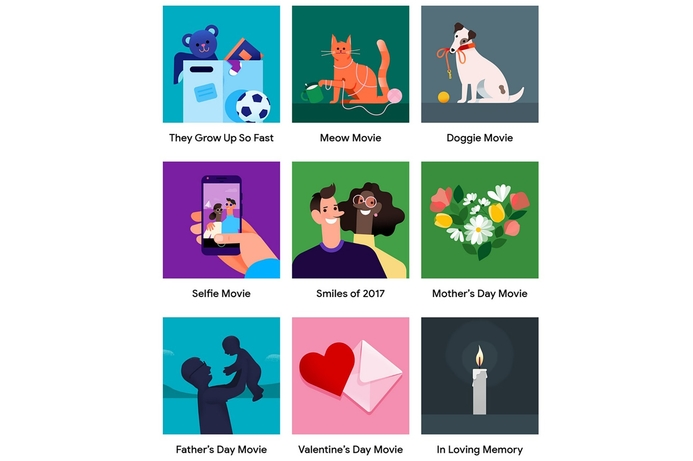 Google introduces personalised movies in time for Valentine's Day