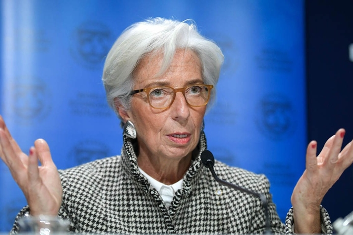 Cryptocurrency regulation is inevitable, IMF chief says